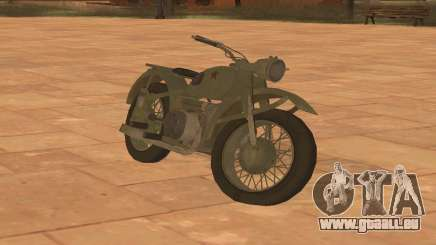 Oural M72 pour GTA San Andreas