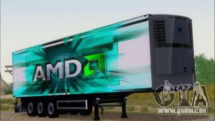 Trailer AMD Athlon 64 X2 für GTA San Andreas