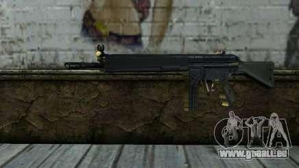 Mexican Army G-3 für GTA San Andreas