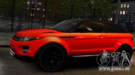 Land Rover Range Rover Evoque für GTA 4