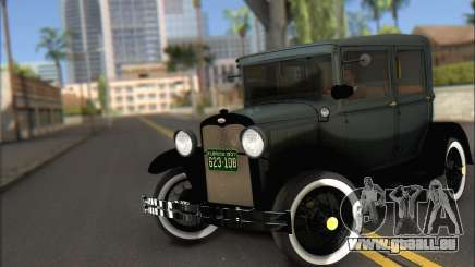 Ford T 1927 pour GTA San Andreas