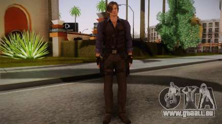 Leon Kennedy from Resident Evil 6 pour GTA San Andreas