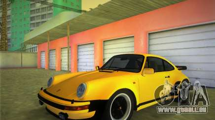 Porsche 911 Turbo 3.3 Coupe US-spec (930) 1978 pour GTA Vice City