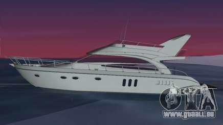 Yacht pour GTA Vice City