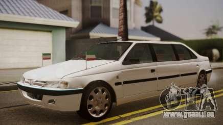 Peugeot Pars Limouzine pour GTA San Andreas