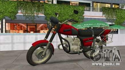 IZH Planeta 5 für GTA Vice City