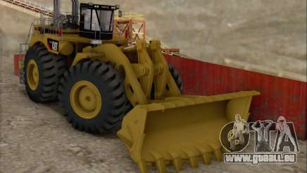 Caterpillar 994F pour GTA San Andreas