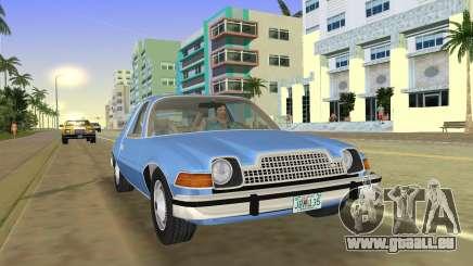 AMC Pacer DL 1978 pour GTA Vice City