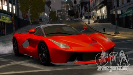 Ferrari LaFerrari WheelsandMore Edition pour GTA 4