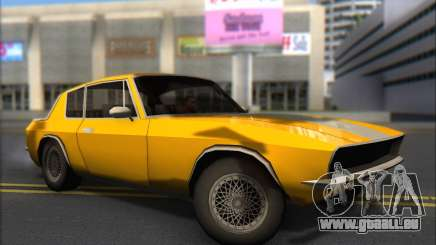 Jensen Intercepter 1971 Fast And Furious 6 pour GTA San Andreas
