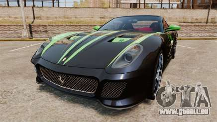 Ferrari 599 GTO PJ1 für GTA 4