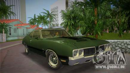 Oldsmobile 442 1970 pour GTA Vice City