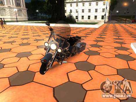 Harley Davidson Road King für GTA San Andreas