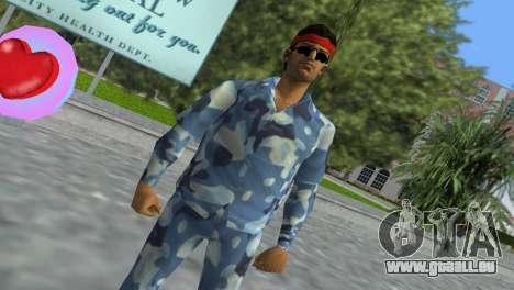 Camo Skin 11 pour GTA Vice City