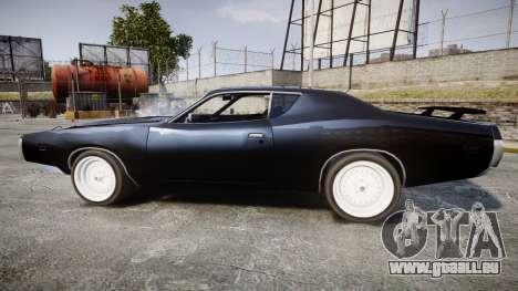 Dodge Charger 1971 pour GTA 4 est une gauche