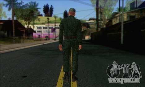 Private Motorisierte Gewehr Truppen. RAA v2 für GTA San Andreas zweiten Screenshot
