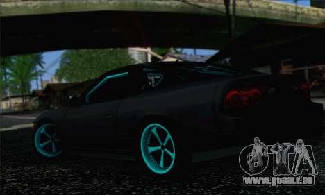 Nissan 240SX Drift Monster Energy für GTA San Andreas linke Ansicht