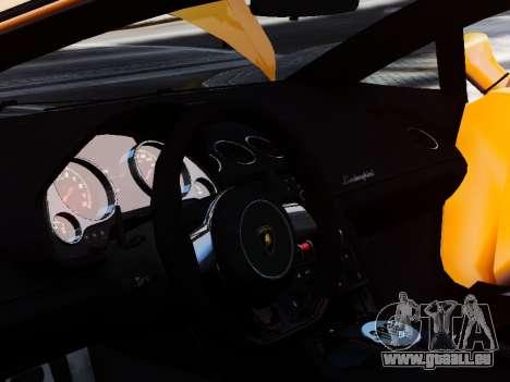 Lamborghini Gallardo LP560-4 für GTA 4 Seitenansicht