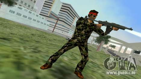 Camo Skin 01 für GTA Vice City Screenshot her