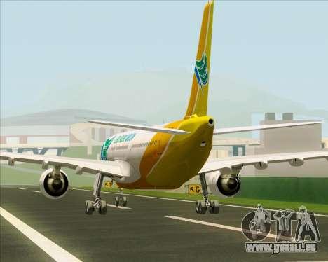 Airbus A330-300 Cebu Pacific Air pour GTA San Andreas moteur