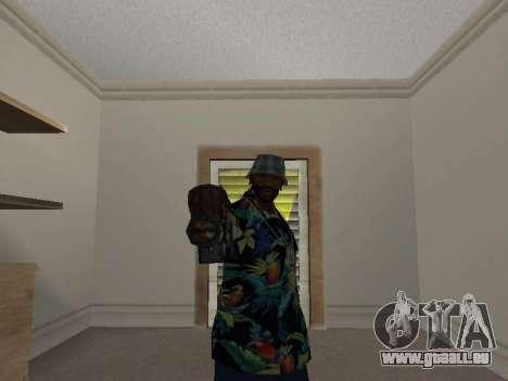 Poser gangster pour GTA San Andreas quatrième écran