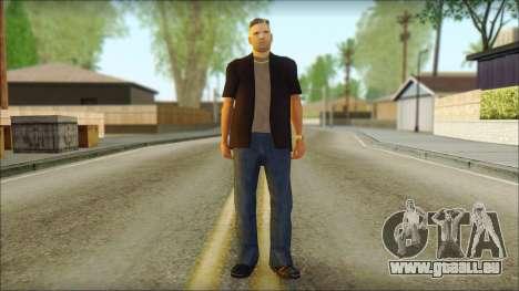 Italian Mafia Mobster pour GTA San Andreas