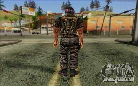Soldaten aus dem Rogue Warrior 3 für GTA San Andreas zweiten Screenshot