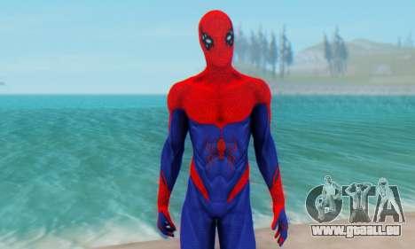 Skin The Amazing Spider Man 2 - Nueva Era für GTA San Andreas