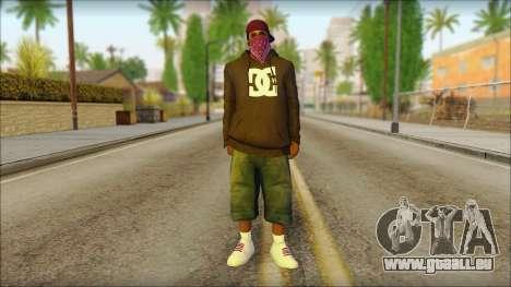 Plen Park Prims Skin 2 für GTA San Andreas