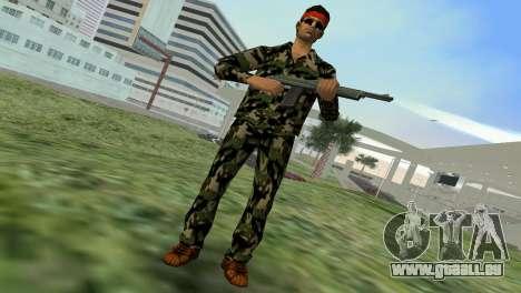 Camo Skin 01 für GTA Vice City zweiten Screenshot