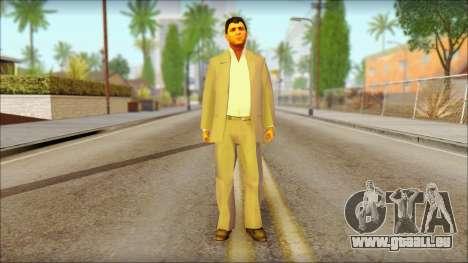 Michael from GTA 5v2 pour GTA San Andreas