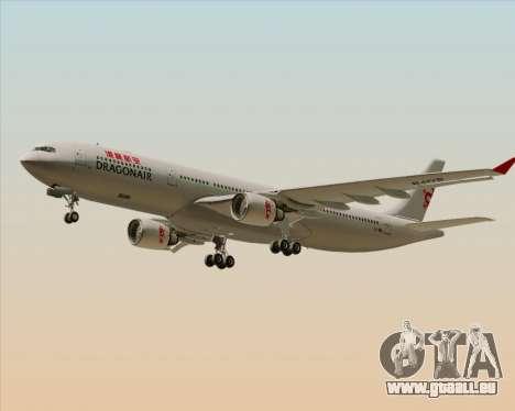 Airbus A330-300 Dragonair pour GTA San Andreas moteur