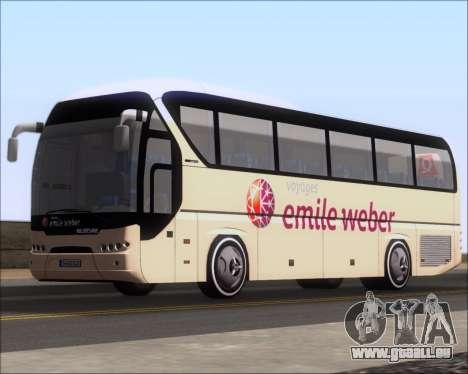 Neoplan Tourliner Emile Weber pour GTA San Andreas