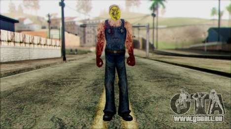 Manhunt Ped 15 pour GTA San Andreas