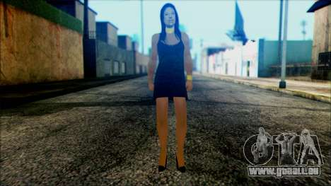 Bfyri from Beta Version pour GTA San Andreas