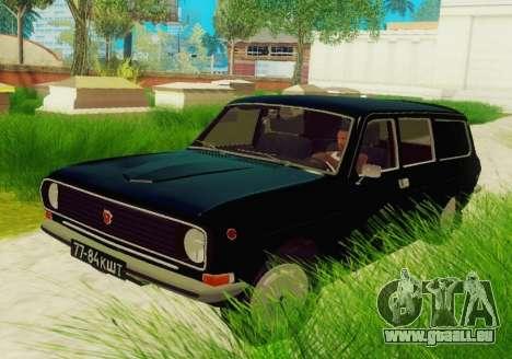 GAS-24-12 Leichenwagen für GTA San Andreas
