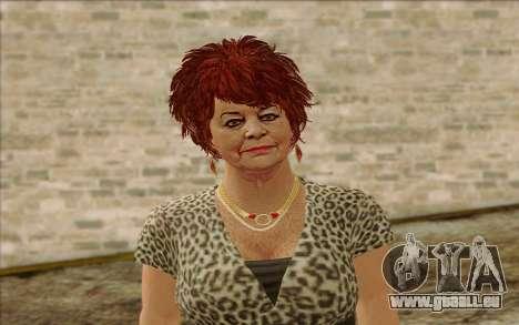 Trevor Phillips Skin v1 für GTA San Andreas dritten Screenshot