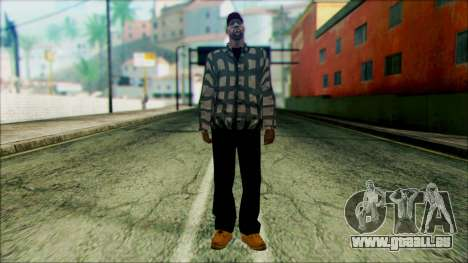 Bmypol2 from Beta Version pour GTA San Andreas