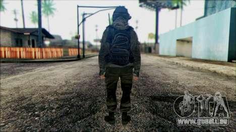 Soldaten airborne (CoD: MW2) v1 für GTA San Andreas zweiten Screenshot