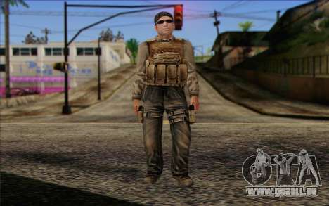 Frost from ArmA II: PMC pour GTA San Andreas