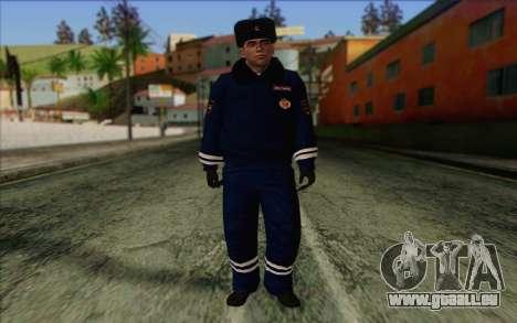 DPS de la Peau 1 pour GTA San Andreas