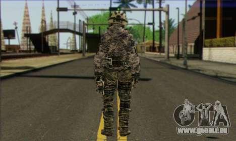 Task Force 141 (CoD: MW 2) Skin 1 für GTA San Andreas zweiten Screenshot