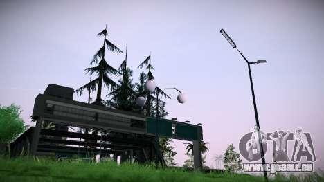 Douanes Par Makar_SmW86 pour GTA San Andreas quatrième écran