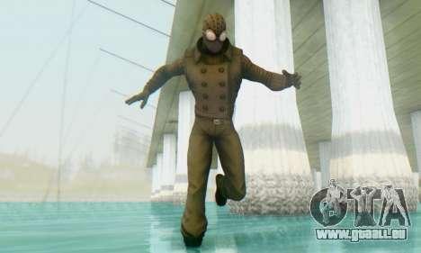 Skin The Amazing Spider Man 2 - DLC Noir pour GTA San Andreas deuxième écran