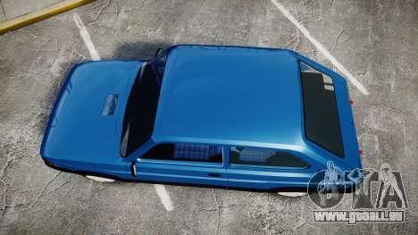 Fiat 147 Spazio-TR pour GTA 4 est un droit