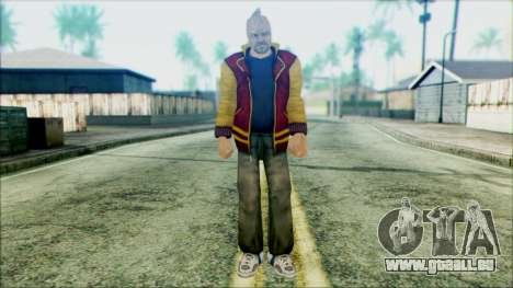 Manhunt Ped 17 pour GTA San Andreas