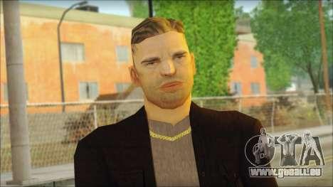 Italian Mafia Mobster pour GTA San Andreas troisième écran