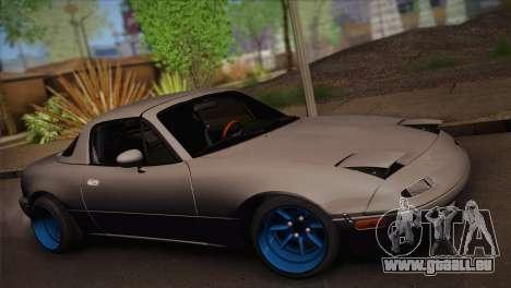 Mazda Miata für GTA San Andreas