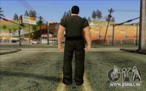 Russian Cats II Skin 4 für GTA San Andreas zweiten Screenshot