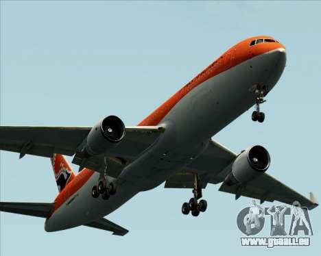 Boeing 767-300ER Australian Airlines pour GTA San Andreas vue de dessous